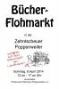 Bücherflohmarkt II 2014